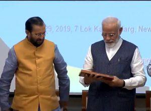 Prime Minister Narendra Modi releases fourth cycle of Tiger estimation in New Delhi