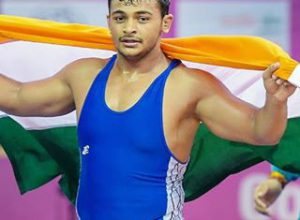 Punia ends India's 18 year-wait for junior world title