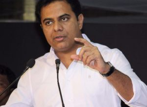 KTR assures safe return of Telugu students studying in Kashmir