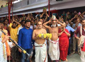 Chilkur 'Visa God' temple priest launches Jatayu Sena to protect girls