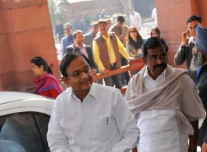 INX Media case: Chidambaram moves SC seeking bail