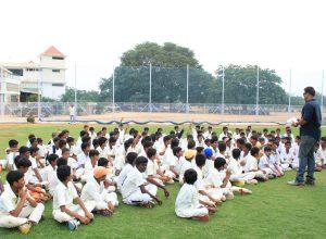 Anantapur sports academy to receive Rashtriya Khel protsahan Puruskar.