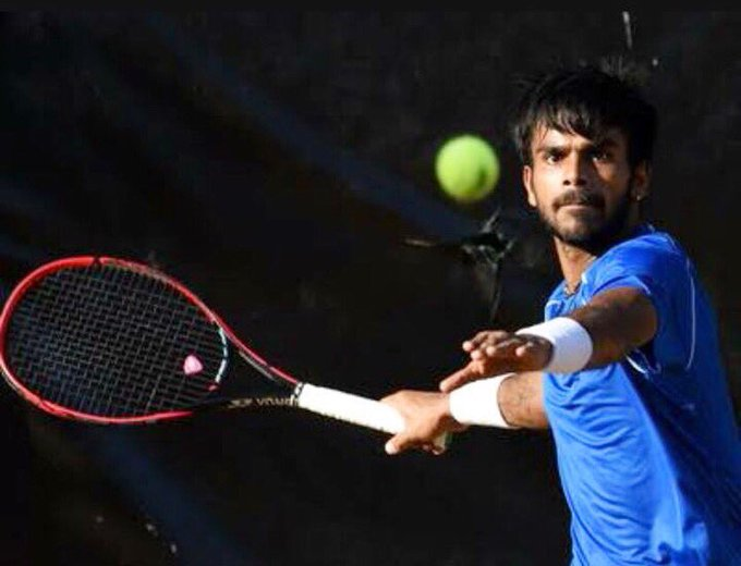 VKF Athlete Sumit Nagal loses to Roger Federer in first round of US Open.