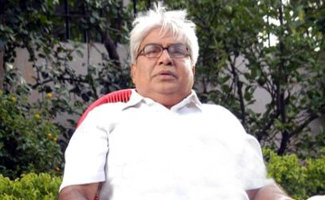 Veteran Actor Devadas Kanakala Passed Away