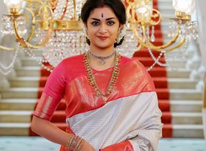 Keerthy Suresh all geared up for her Bollywood debut