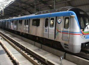 On the go entertainment for Hyderabad metro rail users