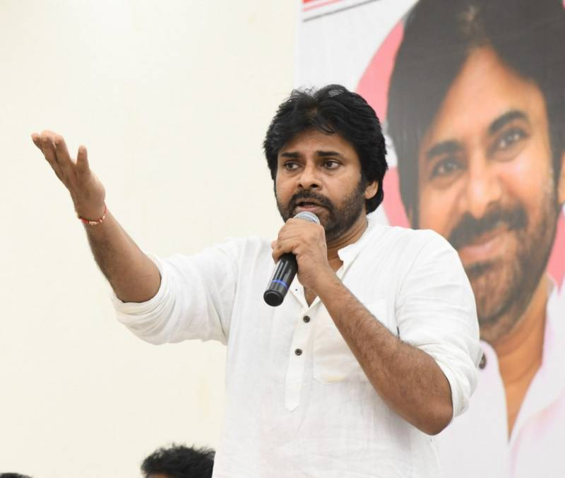 Jana Sena might have formed the government if we had fought from three years: Pawan Kalyan