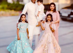 Manchu Vishnu threatened by wife Viranica for wanting to stream her delivery 'Live'