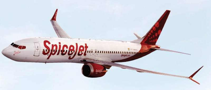 SpiceJet flight delayed, airline apologises