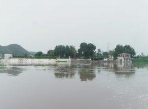 Floods play havoc for people of Krishna, Godavari districts