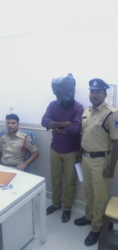 Techie from Chennai held for collecting nude pictures of more than 600 women, under the pretext of front office jobs