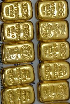 2.99 Kgs Gold seized at RGI Airport