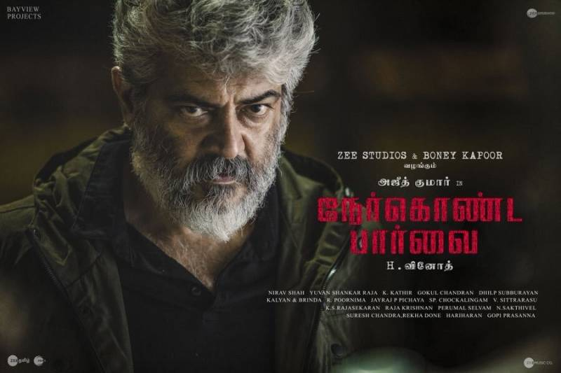 Ajith's honest remake Nerkonda Paarvai satisfies his fans?