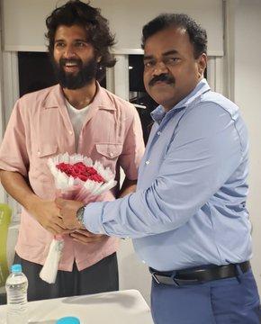 Vijay Deverakonda to be brand ambassador for Saad Hyderabad & Shandaar Hyderabad