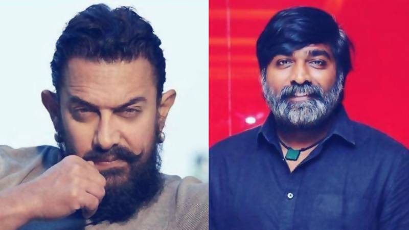 Vijay Sethupathi to play Aamir Khan's friend in Hindi remake of Forrest Gump