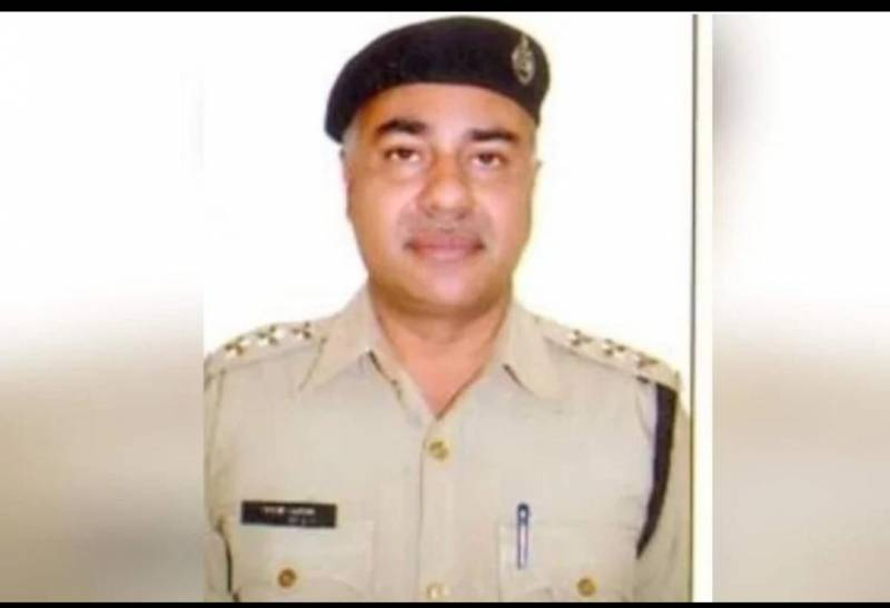 Suicide note recovered from Faridabad DCP's house