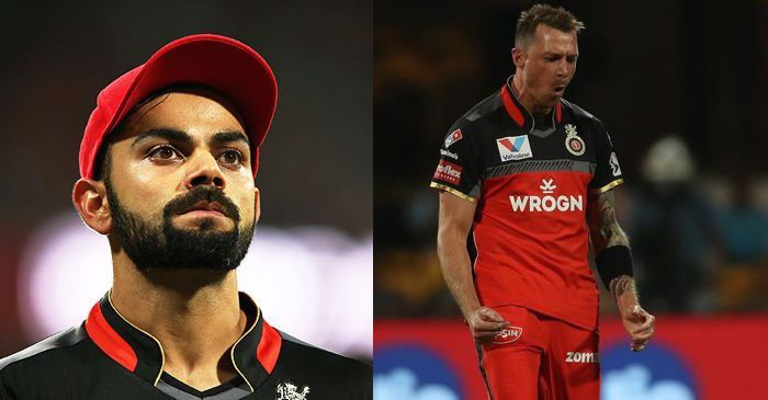 Dale Steyn takes a dig at CSA, apologises to Kohli
