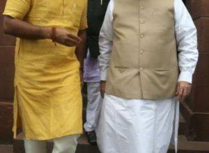BJP demands Telangana govt to rename Nizamabad as Indur