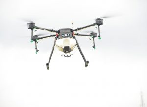 GHMC uses drones for anti mosquito larval operations