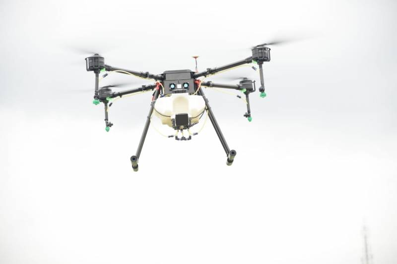 Drone technology: Telangana govt to take up a pilot project
