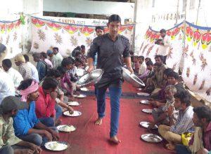 For 8 years, Azhar has been feeding Hyderabad's needy people