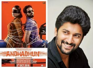 Nani to star in Andhadhun Telugu remake