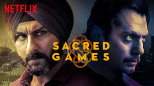 Excitement brews over Season 2 of Sacred Games: Sacred Games 2 believed to be Netflix's biggest investment