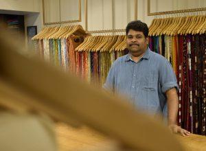 Mahanati boost to Telangana and Andhra weavers: Hyderabad based Gaurang Shah's designs win hearts
