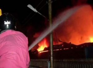 Major fire in Greater Noida menthol warehouse