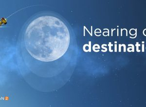 ISRO: Chandrayaan 2 in a historical move enters Lunar Orbit