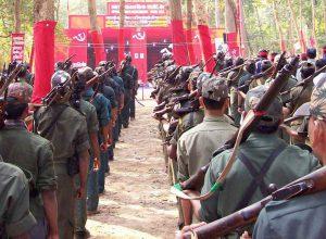 AP cops arrest woman Maoist leader