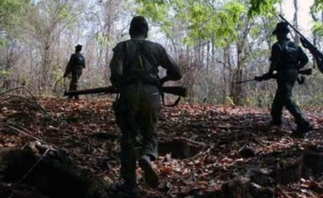 Exchange of fire between Maoists and Telangana police; search on