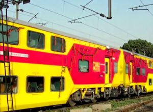 Railways to operate double decker between Vijayawada and Vizag