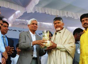 Jagan cancels his dad YSR's order on Machilipatnam Port: Promoters of lead developer Navayuga related to Ramoji