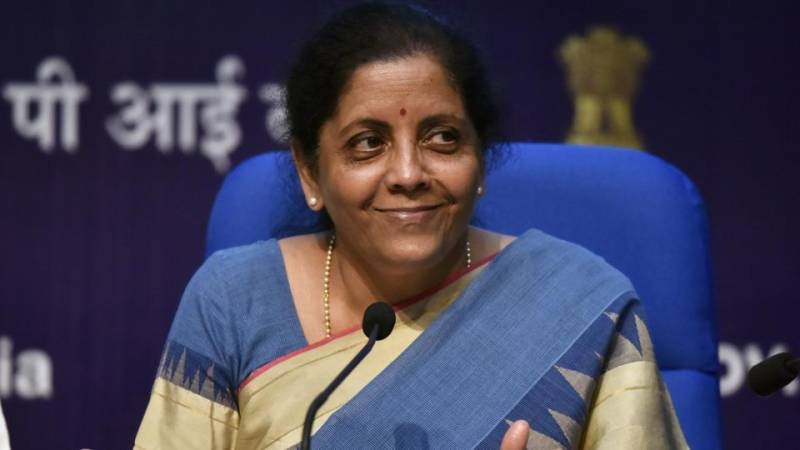 FM Nirmala Sitharaman takes up mega merger of banks