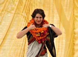 Priyanka Gandhi questions the detention of her party leaders in J&K