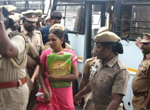 Madras HC extends Nalini's parole by three weeks