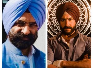Akali Dal MLA demands the removal of a hurtful scene in Sacred Games; threatens legal action