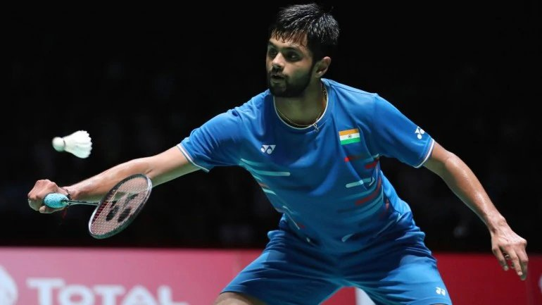 World Badminton Championship: Sai Praneeth crashes out of the semi-final, settles with bronze