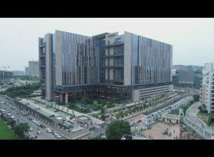Amazon unveils its largest campus in Hyderabad