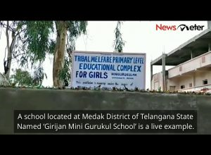Telangana : Medak school chops off students' hair due to 'water scarcity'