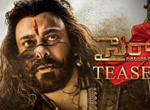 'Sye Raa' Narasimha Reddy second trailer released