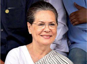 Sonia Gandhi applauds 'incredible efforts' of ISRO scientists