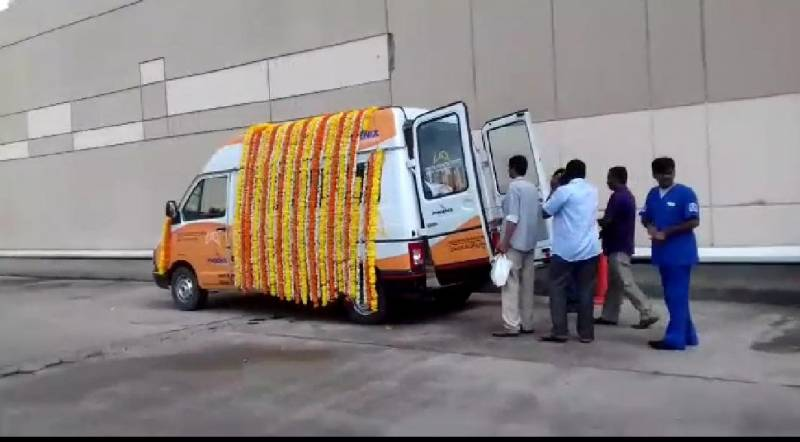 Kurnool's private ambulance charged Australian man Rs 85,000 for Father's funeral