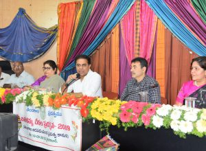 Bathukamma branded sarees from next year: KTR