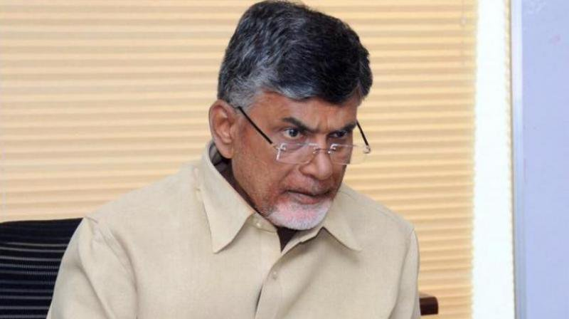 Desperate Naidu trying to patch-up with BJP?