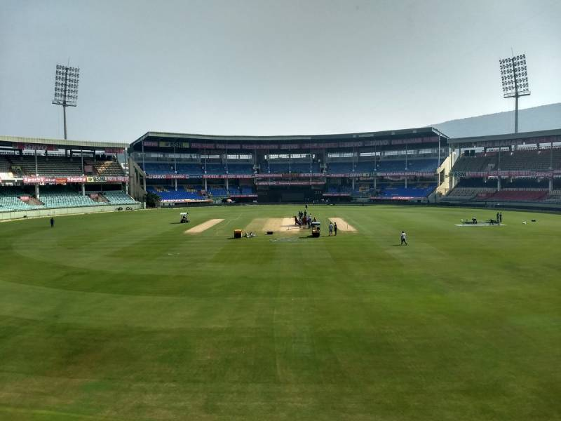 Rain forecast in Vizag not a deterrent for India-South Africa test match