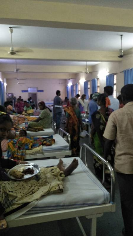 Telangana govt. wakes up from slumber after dengue deaths, Sets up separate wards