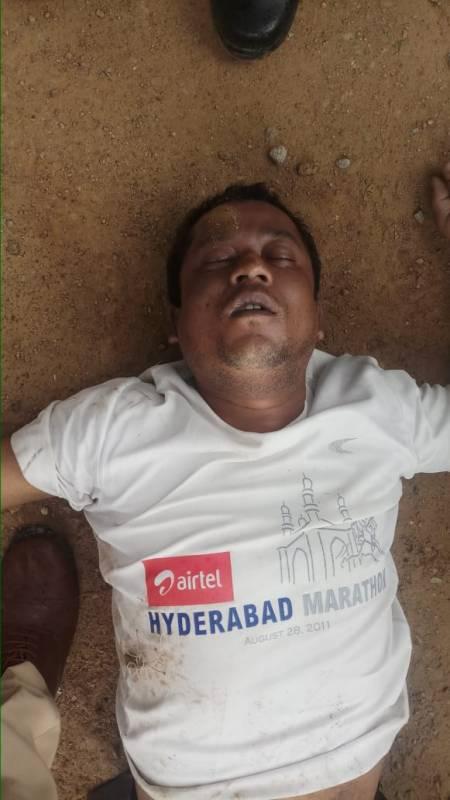 Man found dead at Hyderabad Metro Rail parking area