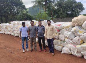 Biggest Seizure: 6, 000 kgs dry ganja seized in Vizag;